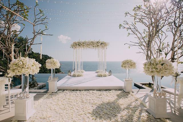 Faire appel à un wedding planner pour l'organisation de son mariage