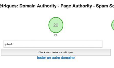Contrôle de l'autorité d'un nom de domaine