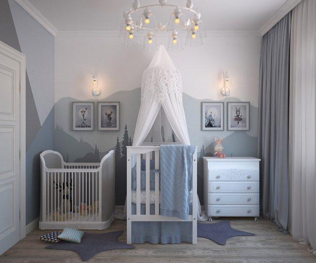 Quel type de décoration choisir pour une chambre de bébé ?